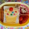 Bento cupcake coala
